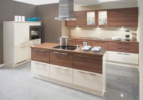 Desain dapur urmah minimalis modern