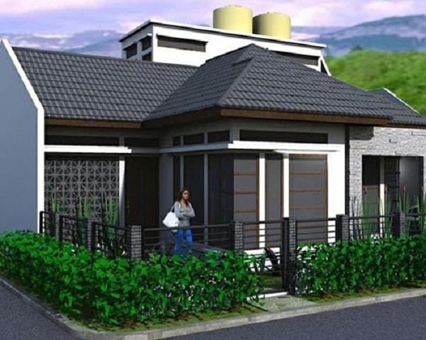 77 Gambar Atap Rumah Yang Cantik Gratis