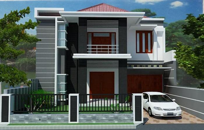 Model Rumah Minimalis Terbaru Sederhana