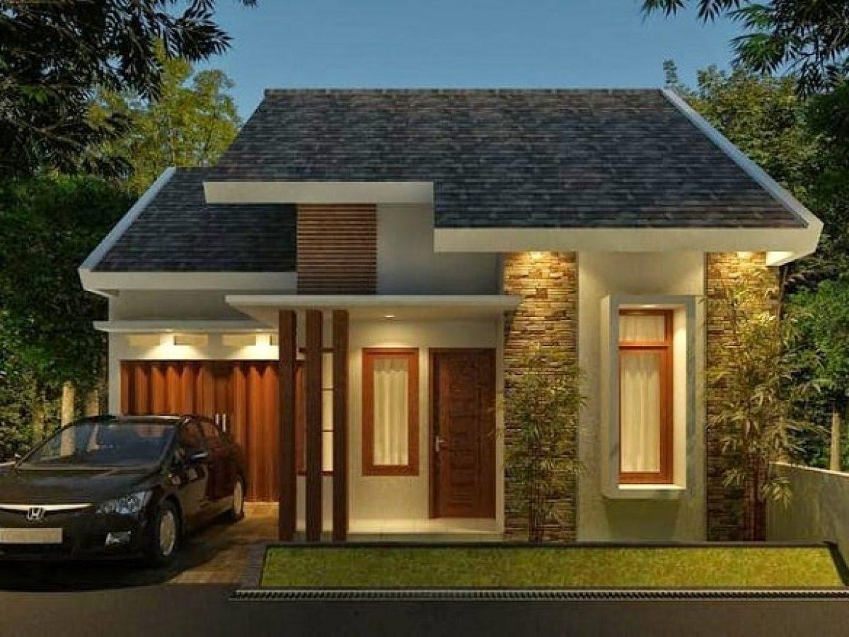25 Gambar Rumah Minimalis 2 Lantai Modern Terbaru Rumah