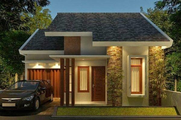Contoh Gambar Rumah Minimalis Type 36 yang Modern dan Elegan