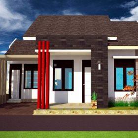 8100 Koleksi Gambar Contoh Rumah Minimalis Tampak Depan HD Terbaru