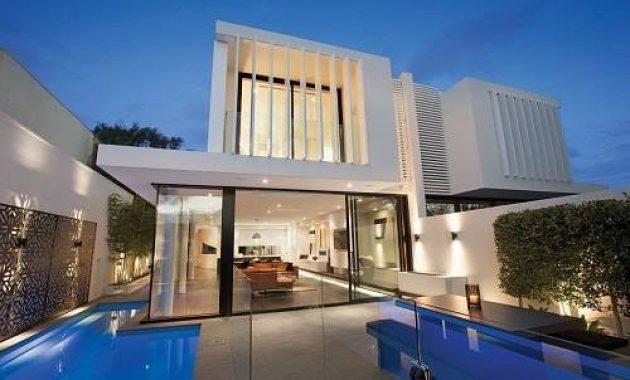 Ide Gambar Rumah Minimalis Mewah yang Elegan dan Megah