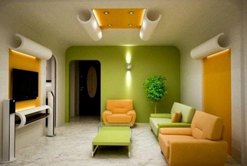Ide Kombinasi Warna Cat Rumah Minimalis Bagian Dalam Modern