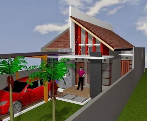 Ide Rumah Idaman Sederhana 1 Lantai yang Nyaman