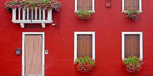 Ide Warna Cat Pintu dan Jendela Rumah Minimalis Terbaik