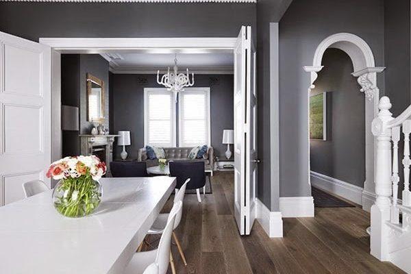 Inspirasi Desain Gambar Interior Rumah Minimalis yang Elegan