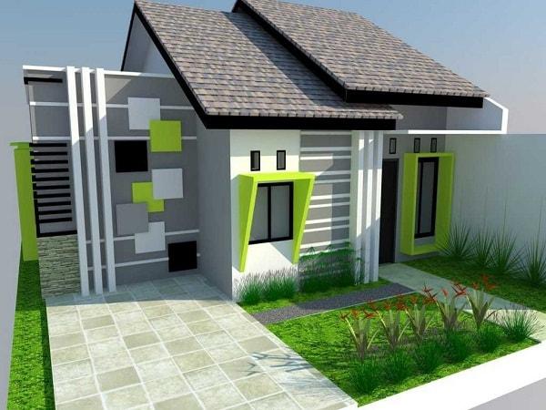 500+ Gambar Warna Rumah Yg Cerah HD Terbaru