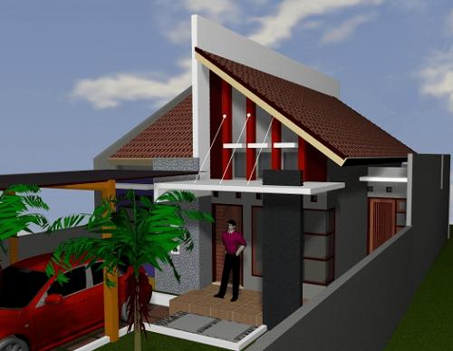 Model Atap Rumah Minimalis 1 Lantai Terbaru 2017