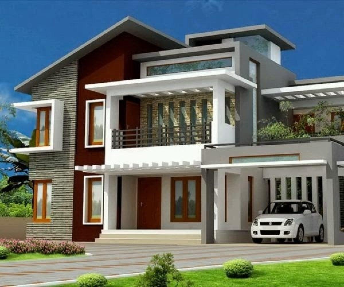 6 Model Atap Rumah Minimalis 2 Lantai Modern Yang Elegan