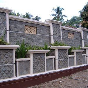 Desain Pagar Rumah Mewah Klasik