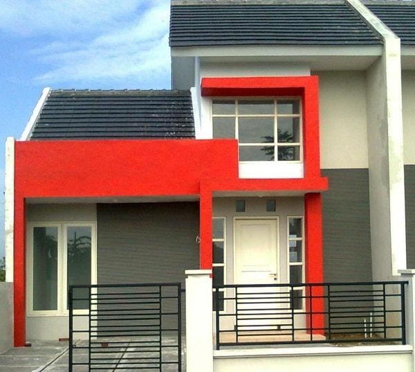 Model Rumah Minimalis Type 45 Terbaru yang Elegan