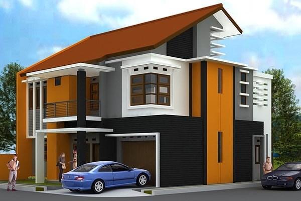 Perpaduan Warna Cat Rumah yang Serasi dan Terbaru