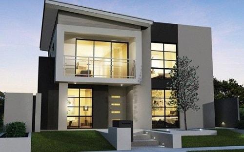 Rumah Idaman Minimalis 2 Lantai Modern