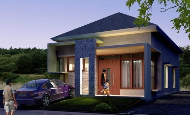 Inspirasi Desain Rumah Idaman Minimalis Modern