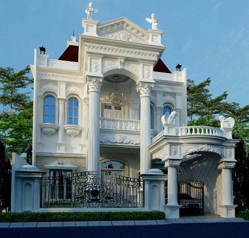 7 Desain Rumah Idaman Modern Klasik Terbaru Yang Elegan