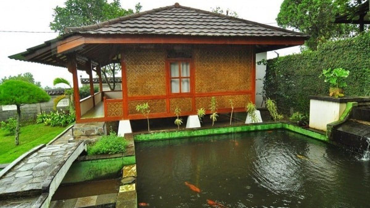 Rumah Idaman Sederhana Di Desa Yang Menarik Dan Asri
