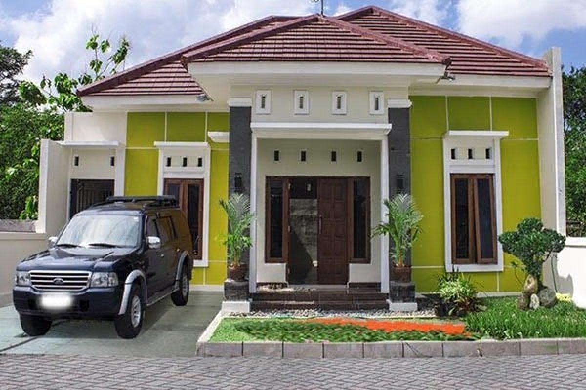 6 Inspirasi Model Rumah Idaman Sederhana Hijau