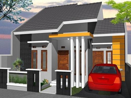 Desain Rumah Minimalis Sederhana yang Elegan