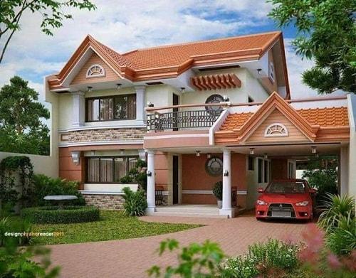 Gambar Rumah Impian Terbaru yang Modern dan Hemat Biaya