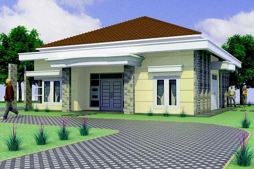 4600 Ide Desain Rumah Modern Impian Gratis Terbaik Download Gratis