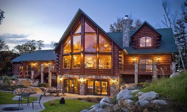 Gambar Rumah Kayu Unik yang Otentik Untuk Rumah Idaman
