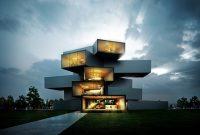 Gambar Rumah Unik Paling Menarik dan Terbaru