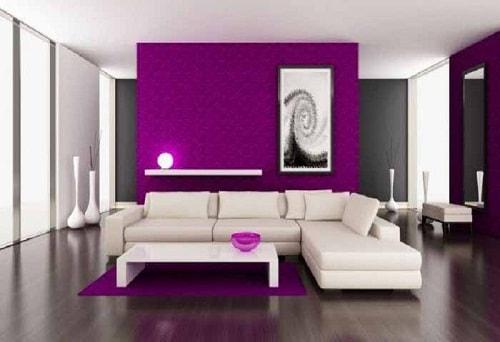Ide Dekorasi Cat Rumah Minimalis yang Colorful