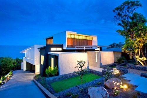Inspirasi Bentuk Rumah Idaman Lengkap dengan Foto