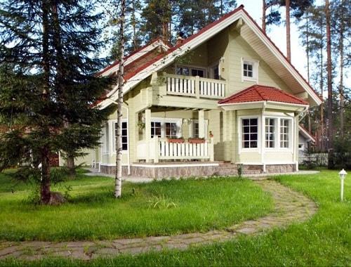 Inspirasi Eksotis Pagar Rumah Kayu Menarik yang Elegan