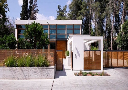 Model Pintu Pagar Rumah Minimalis yang Menarik dan Elegan