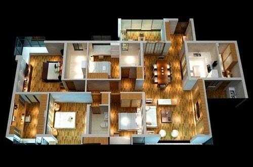 4100 Koleksi Gambar Rumah Minimalis Sederhana 4 Kamar Tidur Terbaru