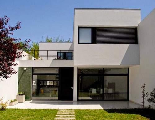 Ide Gambar Rumah Tinggal Minimalis dengan Desain Menarik yang Anggun