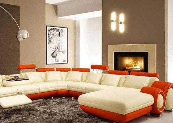 480 Koleksi Ide Desain Warna Ruang Tamu Elegan HD Gratid Unduh Gratis