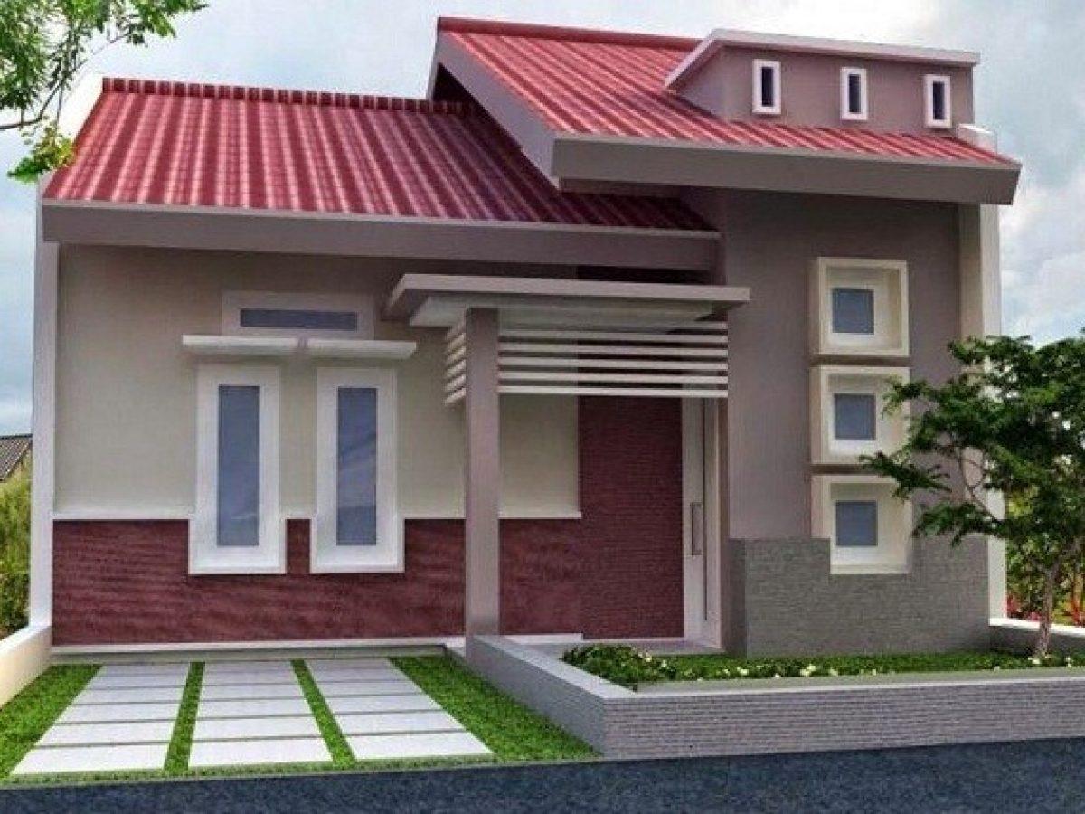 Inspirasi Gambar Rumah Sederhana Di Kampung Dan Desa Yang Menarik