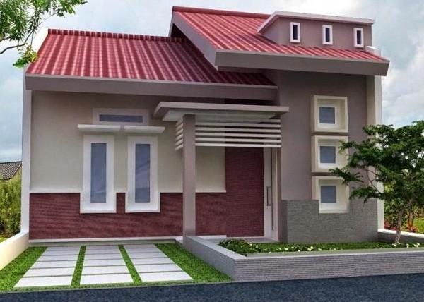 Contoh Denah Rumah Kampung  inspirasi gambar rumah sederhana di kampung dan desa yang