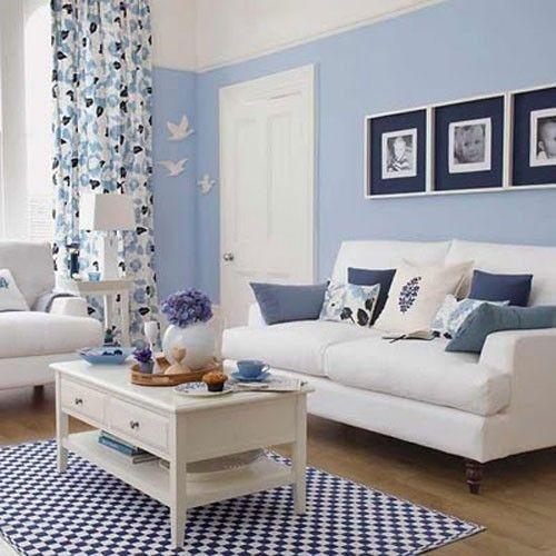 Inspirasi Warna Cat Ruang Tamu Sempit