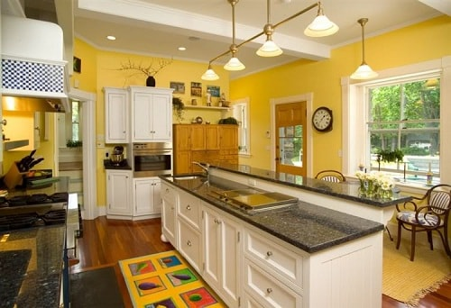 Menentukan Warna Cat Interior Rumah Berdasarkan Ilmu Feng Shui