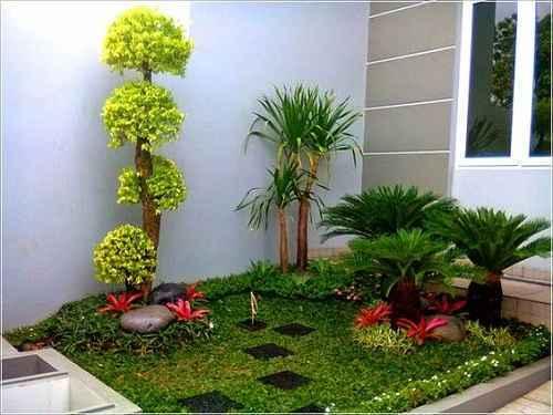 Ide Gambar Dekorasi Taman Minimalis Mungil Jadi Tempat Paling Nyaman