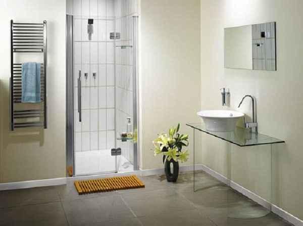 Inspirasi Desain Kamar Mandi Shower Minimalis yang Modern
