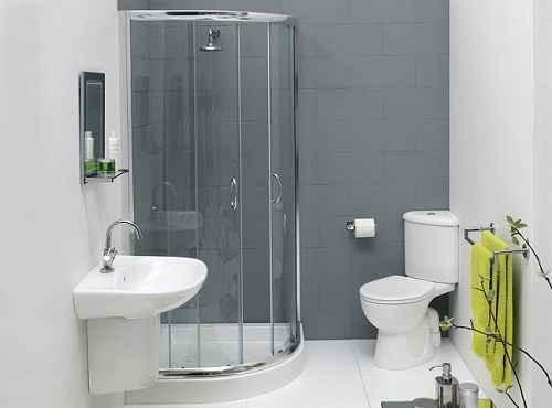 Model Kamar Mandi Minimalis Tanpa Bathtub yang Unik dan Menarik