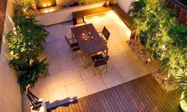 Desain Taman Atap Rumah Minimalis (Roof Garden) yang Elegan dan Hijau