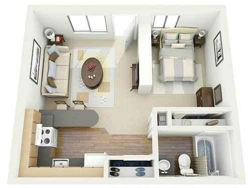 Desain Rumah Mewah Eropa 1 Lantai  ide denah rumah minimalis ala eropa dengan interior yang menarik