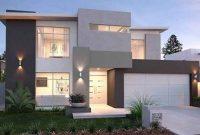Ide Denah Rumah Minimalis Ala Eropa dengan Interior yang Menarik