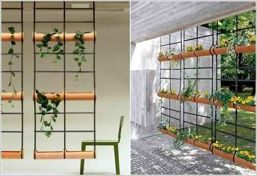 Inspirasi Desain Taman Gantung Rumah Minimalis Yang Indah