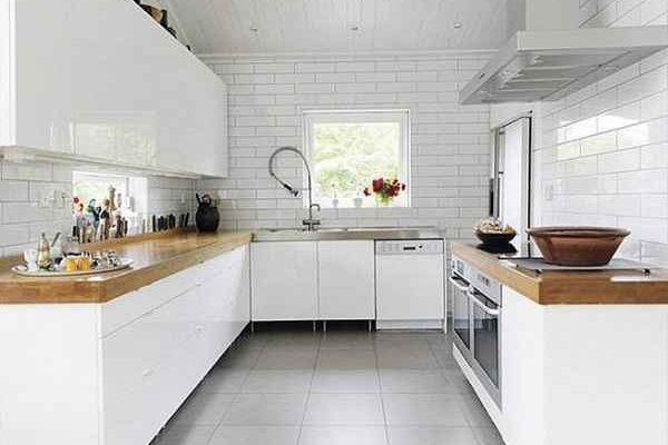 Koleksi Desain Dapur Minimalis Type 45 yang Elegan dan Nyaman