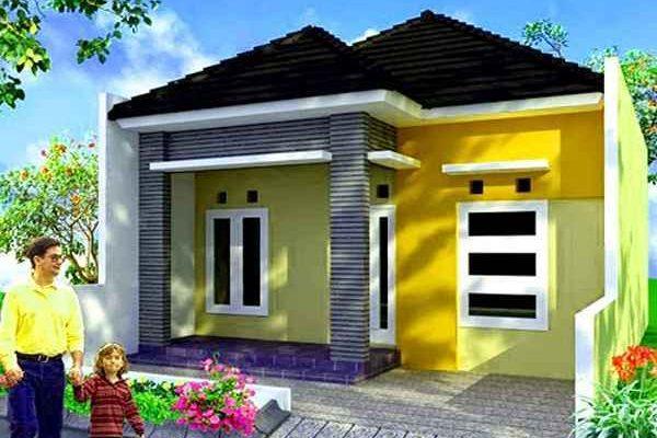 Desain Eksterior Rumah Sederhana Minimalis yang Indah