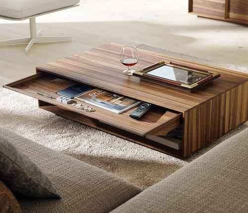 Ide Desain Meja Tamu Minimalis yang Tengah Populer Tahun Ini