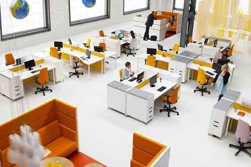 Inspirasi Desain Interior Kantor Minimalis yang Elegan dan Nyaman