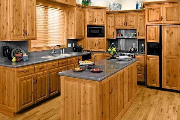 Inspirasi Gambar Model Lemari Dapur yang Modern